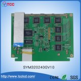De Duim Blauwe LCD Module320*240 Grafische SMT LCD LCM van Sym320X240 Gv10 5.1