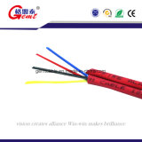 セリウムRoHSが付いている機密保護の耐火性ケーブル
