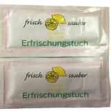 Wipes bagnati della mano della pelle di Frish Sauber: Scegliere il pacchetto