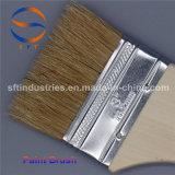 Cepillos puros de las cerdas FRP de la maneta de madera