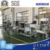 água 20L mineral máquina tampando de enchimento de lavagem da cubeta de 5 galões