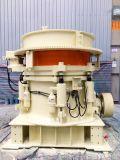 frantoio idraulico pluricilindrico del cono di 400t/H 220kw Hpy per i complessi