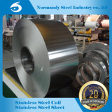 Bobine d'acier inoxydable du fini 2b d'ASTM 410 pour faire des pipes/tubes
