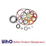De standaard/Aangepaste RubberVerbinding van O-ringen EPDM/Sil/NBR met Grote Grootte