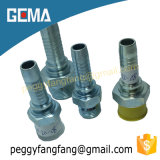 10611 adaptateurs de boyau hydraulique de Dki et garnitures métriques, embout de durites d'amorçage mâle, ajustage de précision de pipe mâle de compactage, ajustage de précision hydraulique de picot de boyau