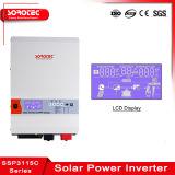 1-6kw de zonne ZonneOmschakelaar van het Systeem van de Macht 4kw
