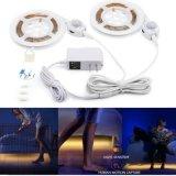 Bande LED avec détecteur de mouvement pour l'éclairage nuit