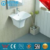 Тазик запитка ванной комнаты керамический/Стен-Повиснул тазик