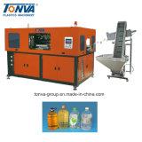 frascos de petróleo 5000ml que fundem a máquina da máquina de fatura plástica