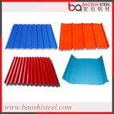 SGCC Fabrik-Preis-Dach-Blatt mit Ral Farben