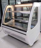 고속 냉각을%s 가진 상업적인 케이크 전시 진열장 냉장고