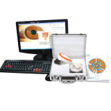 5.0 Câmera de Iridology do analisador da íris do USB Iriscope do PM com Software-Alisa