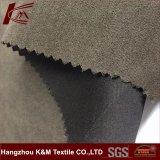 Ante el tejido de poliéster 100% Micro Suedu tejer tejidos procedentes de China