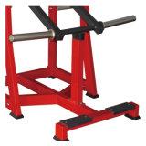 Le chargement de la plaque de la salle de gym soulèvent de veau Équipement pour body building