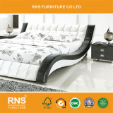 A886 현대 임금 Leather Hotel Bed