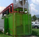 2*500kw gerador de biogás em contentor/PCCE