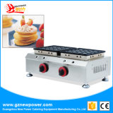 50 trous de gaz Making Machine Poffertjes Mini Muffin Grill Pancake gaufrier