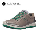 Lo último en zapatos de golf Deportes Casual Material transpirable chino de Golf de zapatillas