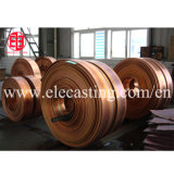 銅のストリップのための自動水平の連続的な真鍮薄板の鋳造機械