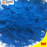 2017静電気のスプレー青いカラーRal 2017の粉のコーティング