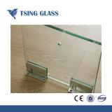 3-19мм закаленного стекла / Закаленное стекло с отверстиями/полированный кромок/Silk-Screen печать