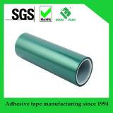 リチウム電池の使用法の緑のシリコーンペット保護テープ