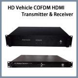 Portátil HD VEÍCULO HDMI Cofdm/AV transmissor e receptor de vídeo sem fio