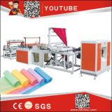 Bolsa de papel de la marca de fábrica del héroe plegable pegando la máquina