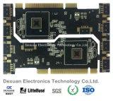 液浸の金が付いているプリント基板を解読する多層PCB