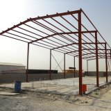 Гальванизированное Q345 Prefab здание стальной структуры фермы