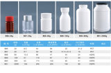 Plastikflasche der Überwurfmutter-900g für das feste Medizin-und Chemikalien-Verpacken