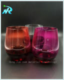 Commerce de gros 180z Tritan Drinkink tasse en verre de vin