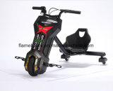 3つの車輪のリチウム電池が付いている250W電気スクーター