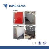 3-8 mm de cristal lacado decorativo para la construcción/cocina/Tabla/barandillas