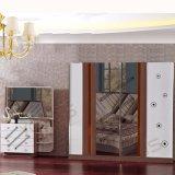كلاسيكيّة غرفة نوم ثبت أثاث لازم مع سرير كلاسيكيّة (6618)