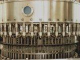채우는 캡핑 및 레테르를 붙이는 기계 주스 채우는 생산 라인