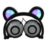 携帯電話のためのかわいい猫耳のヘッドホーン