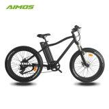 [48ف] [750و] ترس محرّك سمين إطار العجلة دراجة كهربائيّة دراجة جبل [إبيك]