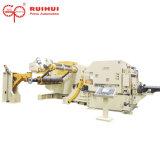 Máquina de la enderezadora del OEM de Ruihui en el metal que endereza la maquinaria (MAC4-1600F)