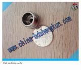 Précision de métal Manfacturing bon marché des pièces de soupape d'usinage CNC