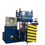 ماكينة ضغط/ضغط المطاط الهيدروليكية مع القوالب المطاطية
