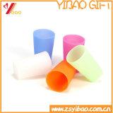 Copo ao ar livre da isolação do silicone, para fora produto comestível FDA do copo do vácuo da porta (XY-IC-183)