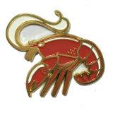 Metallo su ordinazione 20 anni dello smalto di anniversario di Pin del risvolto per il regalo