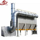 Industrieller Bohrgerät-Taste CNC-Fräser-Stein-Impuls-Strahlen-Staub-Sammler