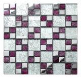 Dekorative Baumaterial-Glasmosaik-Badezimmer-Wand-Fliese
