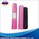 Esteira material cheia da ioga do PVC e da borracha da ginástica