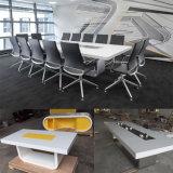 Moderno Contemporâneo Ronda Oval grande escritório personalizados Executive mesa da sala de conferência