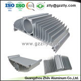 알루미늄 또는 Aluminium LED Heatsink Extrusion