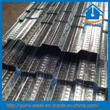 高い建築材料の電流を通された床のBondekのDeckingシート