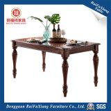 단단한 나무 테이블 (AA337)